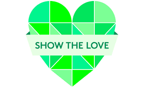 Show The Love …