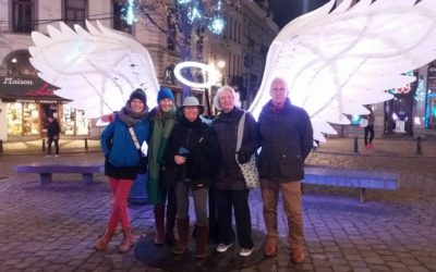 Community Energy Study Tour – Brussels
