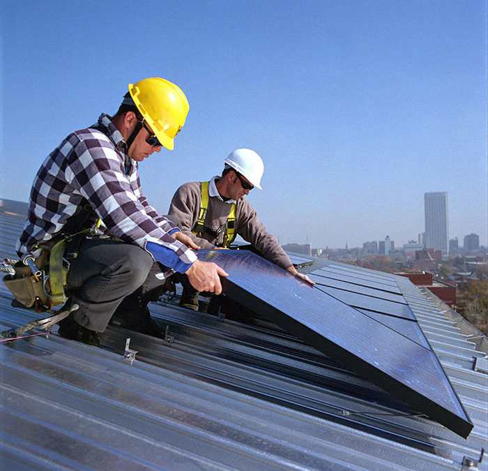 Do we need wind turbines and solar parks? Or should we just use less energy?