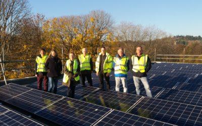 Lescaze Solar Array