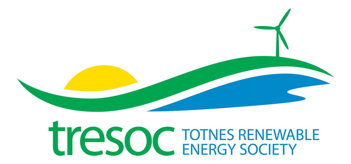 TRESOC Totnes Renewable Energy Society Logo