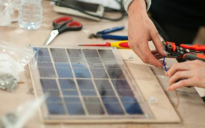 Solar Charger Making Workshops in September